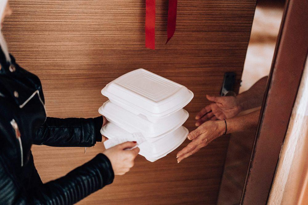 Kuo patrauklus maisto pristatymas į namus?