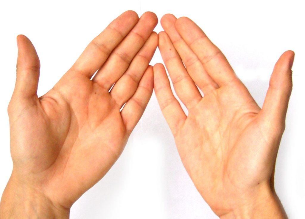 A. Sawicki patarimai, kaip rūpintis rankų oda