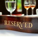 Mitai apie staliukų rezervaciją: tai paslauga, kuri bus įgyvendinama labai greitai