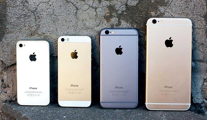 Kodėl Vilniuje taip mėgstami Apple iPhone telefonai?